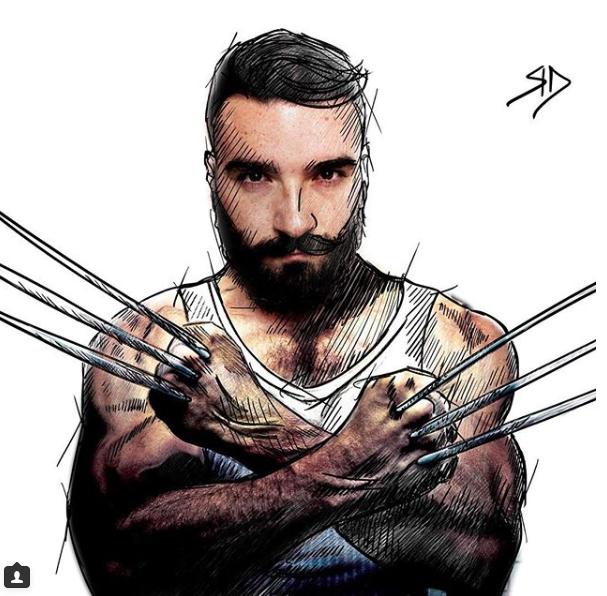 Davide Raitano - Wolverine