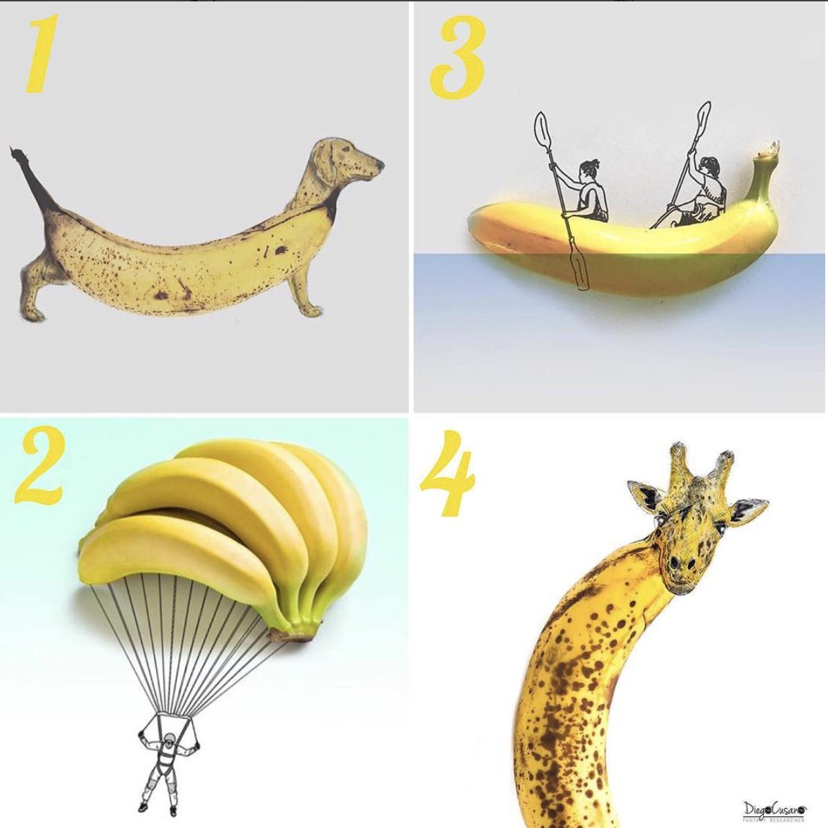 Diego Cusano - banana